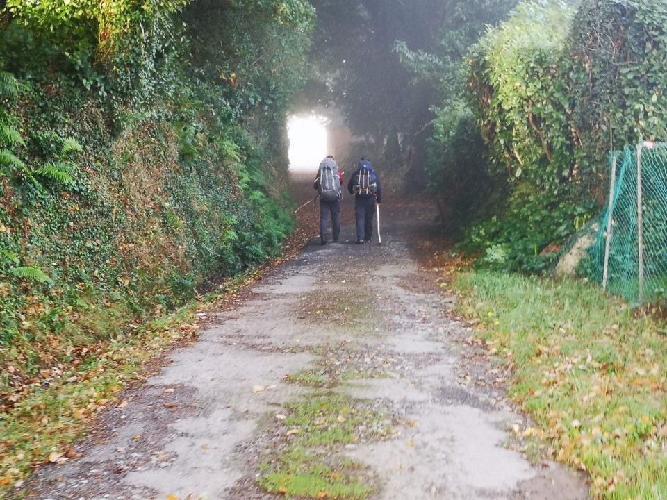 Portuguese Way St James - Camino Santiago (Suspended by COVID 19 preventive measure)